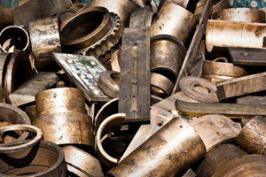 Cast Iron scrap buyers chennai